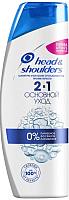 Шампунь-кондиционер для волос Head & Shoulders Основной уход 2 в 1 (400мл) -