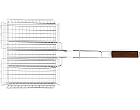 Решетка для мангала CS-Kochsysteme 070397 -