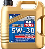 Моторное масло Liqui Moly Longlife III 5W30 / 20821 (4л) -