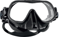 Маска для плавания Scubapro Steel Pro / 24109100 (черный) -