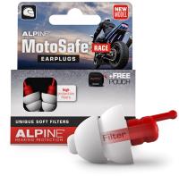 Набор берушей для мотоциклистов Alpine Hearing Protection MotoSafe Race Minigrip / 111.23.111 -