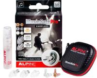 Беруши для музыкантов Alpine Hearing Protection MusicSafe Pro / 111.24.100  (прозрачный) -