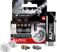 Беруши для музыкантов Alpine Hearing Protection MusicSafe / 111.23.201 -