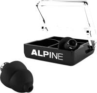 Беруши для музыкантов Alpine Hearing Protection PartyPlug / 111.21.652 (черный) -