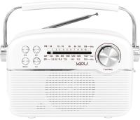 Радиоприемник Miru SR-1024 (белый) -
