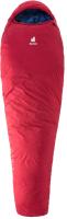 Спальный мешок Deuter 2021 Orbit -5° Правый / 3701721-5316 (Cranberry/Steel) -