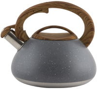 Чайник со свистком Mallony Foresta / 007192 -