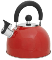 Чайник со свистком Mallony MAL-039-R / 910084 (красный) -