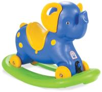 Качалка детская Pilsan Слон / 07523 (синий) -