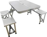 Скамья-стол садовая Atemi ATS-500 (Alu) -