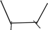 Стойка для гамака Millwood 249x100x120 (металл черный) -