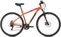 Велосипед Foxx Atlantic 26 D 2021 / 26AHD.ATLAND.16OR1 (16, оранжевый) -