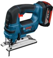 Профессиональный электролобзик Bosch GST 18 V-LI B Professional / 0.615.990.M43 -
