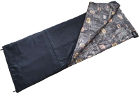 Спальный мешок Nova Tour Валдай +5 L (синий) -