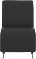 Модуль мягкий Euroforma Интер Хром IH1M Euroline 9100 (черный) -