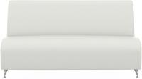 Диван Euroforma Интер Хром IH3M Euroline 920 (ультра белый) -