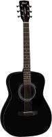 Акустическая гитара Cort AF510 BKS -
