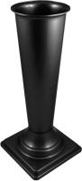 Ваза садовая Pawlowski Флакон высокий / PD0122-1 (черный) -