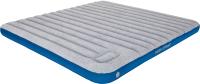 Надувной матрас High Peak Air Bed Cross Beam King Extra Long / 40047 (светло-серый/синий) -