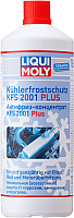 Антифриз Liqui Moly Kuhlerfrostschutz KFS 12 Plus / 6934 (1л, красный) -