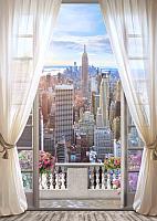 Фотообои листовые Твоя планета Люкс Нью-Йорк (194x272) -