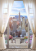 Фотообои Твоя планета Люкс Нью-Йорк (194x272) -