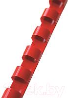 Пружины для переплета ARGO S.A. S.A. 16мм / PBCred16 (100шт, красный) -