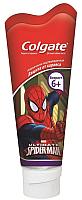 Зубная паста Colgate Защита от кариеса 6+ Человек-паук (75мл) -