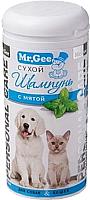 Шампунь для животных Mr. Gee Dry Mint Shampoo (95мл) -