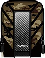 Внешний жесткий диск A-data HD710M Pro 2TB (AHD710MP-2TU31-CCF) -