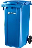 Контейнер для мусора Ese 120л (синий) -