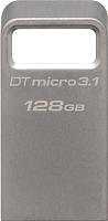 Usb flash накопитель Kingston Data raveler Micro 128GB (DTMC3/128GB) -