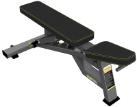 Скамья многофункциональная DHZ Fitness Super Bench R-2039 -
