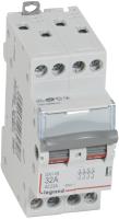 Выключатель нагрузки Legrand DX3 4П 32A / 406479 -
