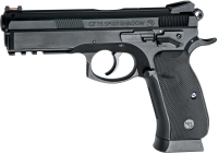 Пистолет пневматический ASG CZ SP-01 Shadow 4.5мм / 17526 -