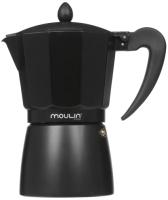 Гейзерная кофеварка Moulin Villa Lungo CML-6 -