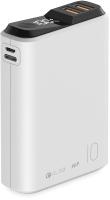 Портативное зарядное устройство Olmio QS-10 10000mAh / 038630 (белый) -
