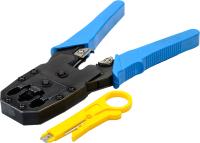 Инструмент обжимной ATcom Bao Tool / AT8097 (RJ45, RJ11) -
