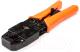 Инструмент обжимной ATcom 2008R / AT3787 (RJ45, RJ11) -