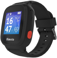 Умные часы детские Aimoto Kid Mini / 8001105 (черный) -