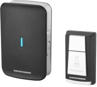 Электрический звонок Elektrostandard DBQ19M WL 36M IP44 (черный) -