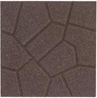 Плитка садовая Orlix Bella Rocca EU5000141 (коричневый) -