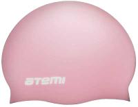 Шапочка для плавания Atemi SC105 (розовый) -