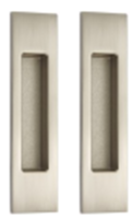 Ручка дверная VELA Kupe-Quadro SN M-1037 -