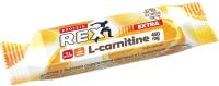 Протеиновые батончики ProteinRex 25% Апельсин с L-карнитином (40г) -