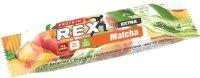 Протеиновые батончики ProteinRex Матча-персик (40г) -