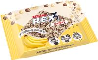 Протеиновые хлебцы ProteinRex 20% Банановый трайфл (55г) -
