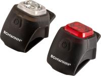 Набор фонарей для велосипеда Schwinn 30 Lumen Quick Wrap Light Set / SW79068A-4 -