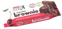 Фитнес-питание ProteinRex Брауни вишневое (50г) -