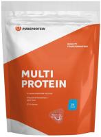 Протеин Pureprotein Клубника со сливками (600г) -